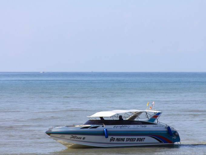 Ao Nang Speed Boat