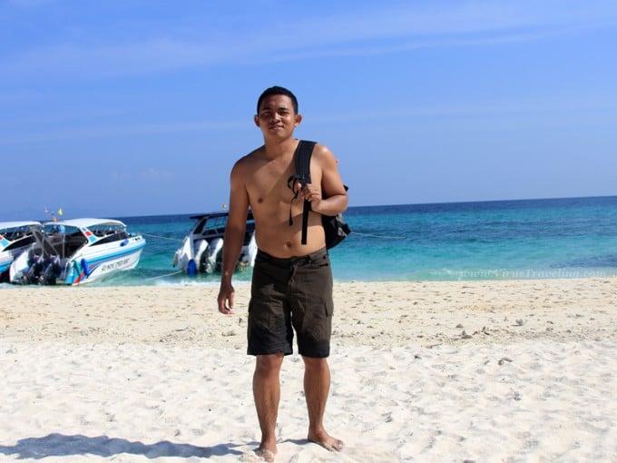 Bamboo Island Krabi