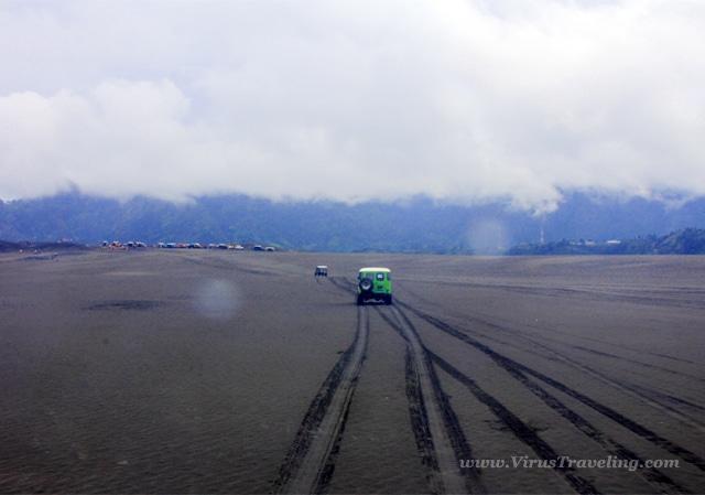 Perjalanan menuju Pasir Berbisik