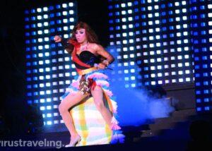 Cabaret Show Oyot Godhong Cafe