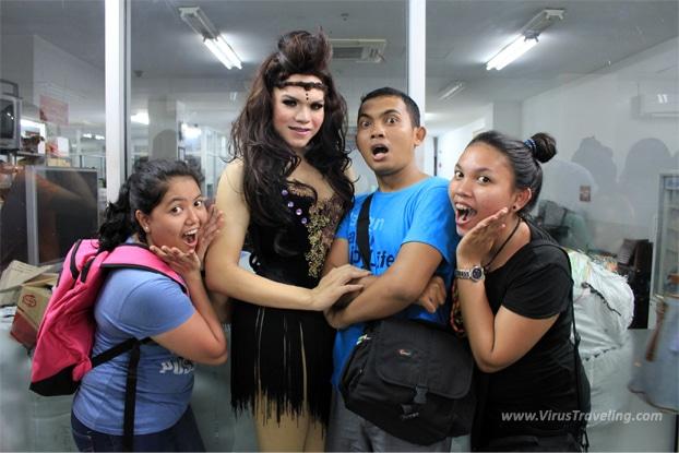 Mirota Cabaret Show Oyot Gondhong Jogja