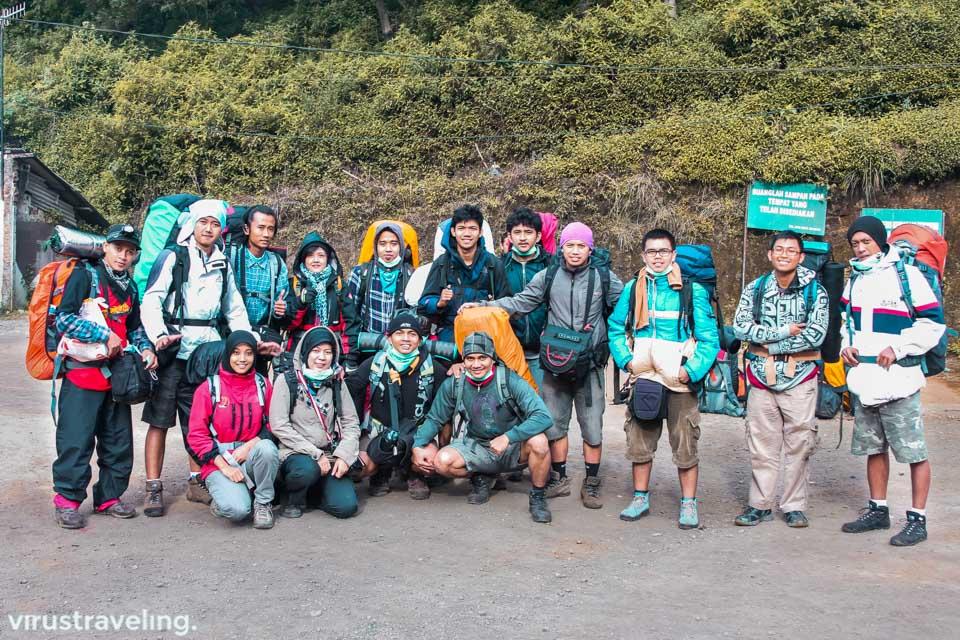 Pendaki Pemula Gunung Semeru
