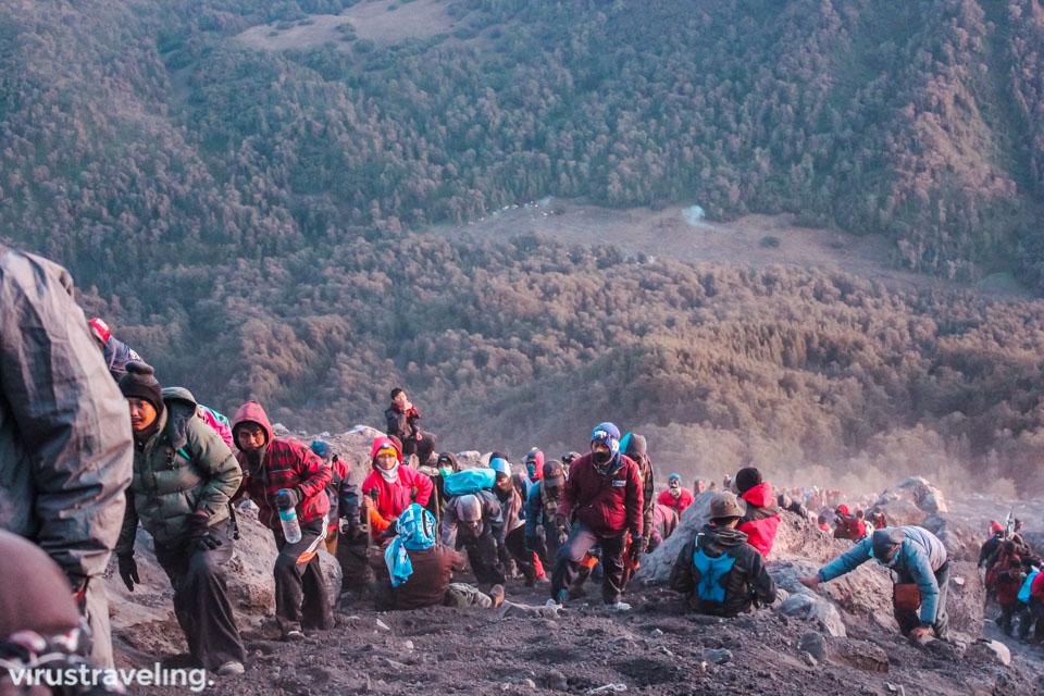 Pendakian Mahameru