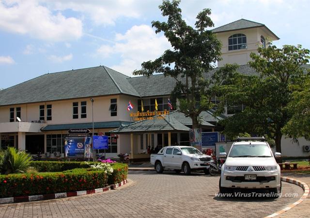 Tammalang Port Satun, Thailand