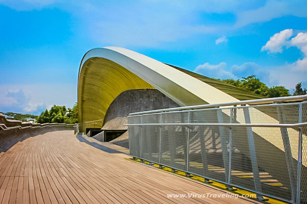 Henderson Waves Bridge Singapura