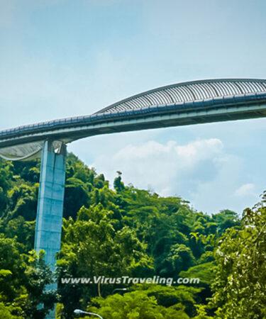 Henderson Waves Bridges Singapore