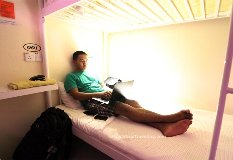 Dormitory Hotel Budget Inn Bukit Bintang