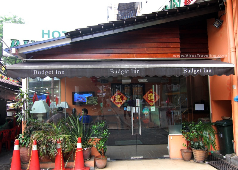 Hotel Budget Inn Bukit Bintang