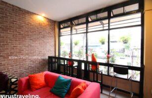 Kenyamanan VX The Fifty Hostel