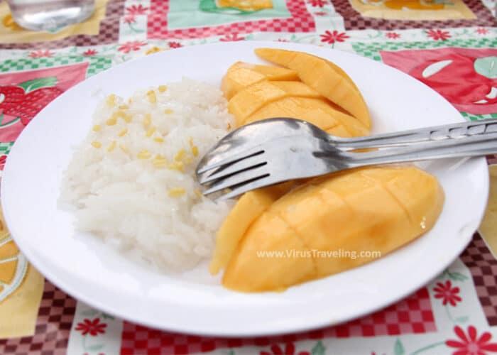 Mango Sticky Rice Thailand
