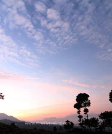 Sunrise Bukit Moko