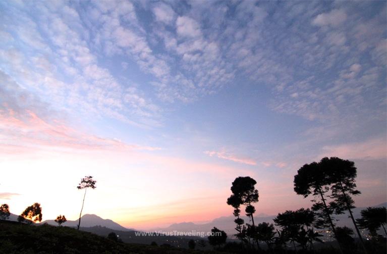 Sunrise Bukit Moko Bandung