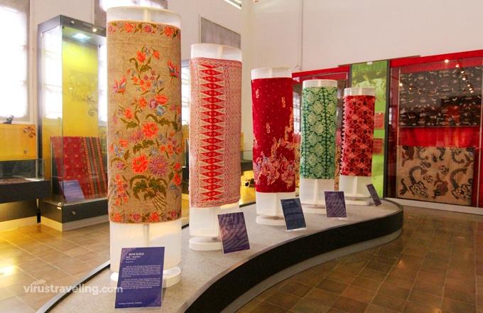 Isi Museum Batik Pekalongan