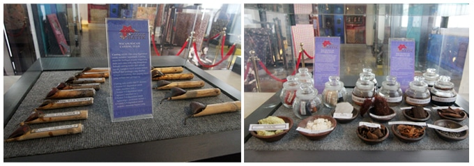 Ruang Pamer Museum Batik Pekalongan
