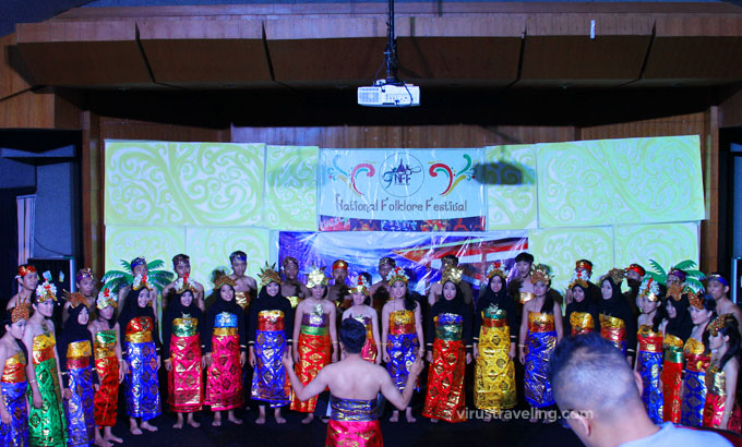 National Folklore Festival UI