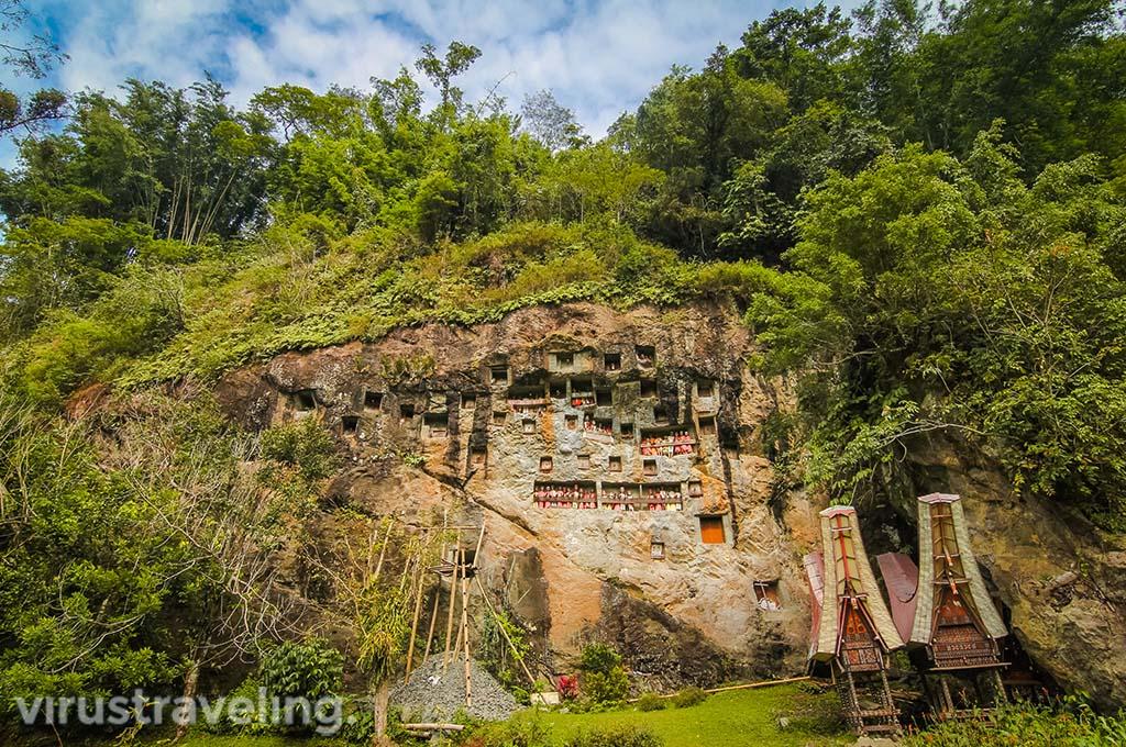 Desa Lemo Tana Toraja virustraveling