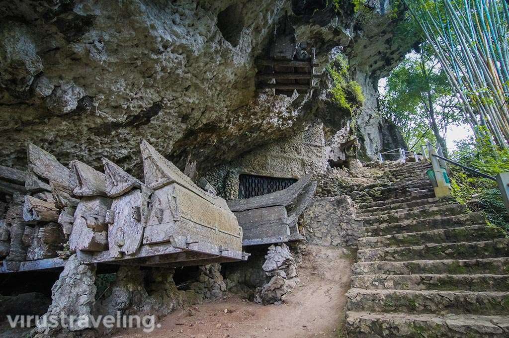 Kuburan Kete Kesu Tana Toraja
