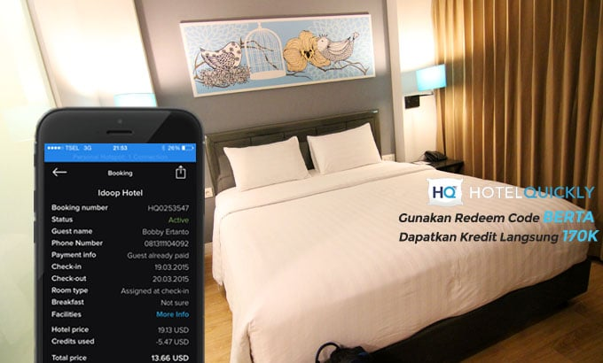 Booking HotelQuickly