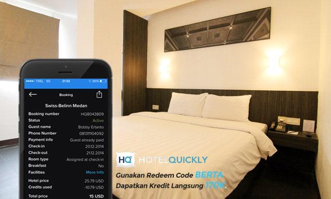 Review Hotel Quickly