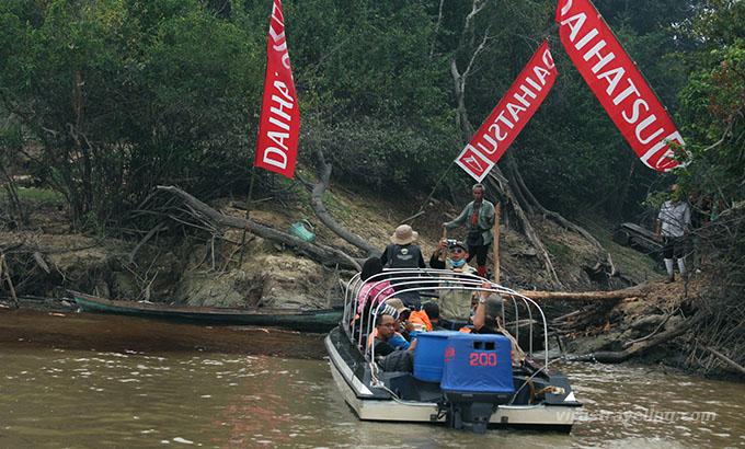 Dermaga Sungai Kruing