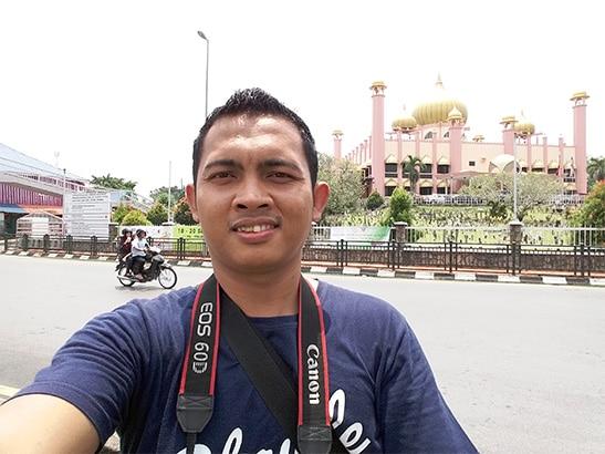 Hasil Jepretan Kamera Samsung Galaxy J5