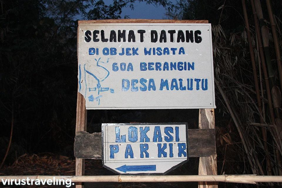 Desa Malutu Kandangan tempat anggrek hutan kalimantan