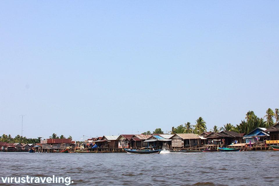 Masyarakat di Sungai Barito