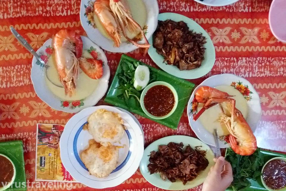 Sajian Paliat Khas Tabalong Kalimantan Selatan