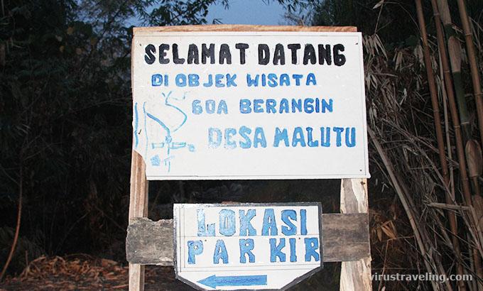 Desa Malutu Kandangan tempat Anggrek Hitam berada