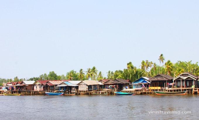Masyarakata Sungai Barito
