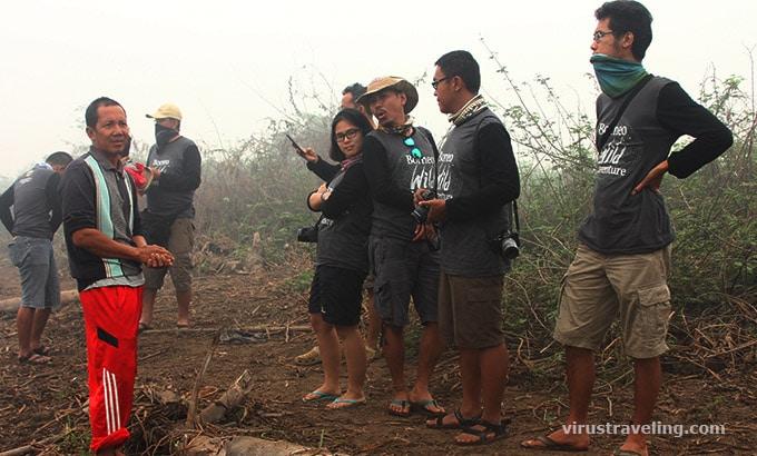 Terios 7 Wonders di Danau Panggang