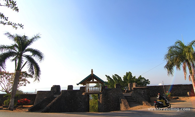 Menara Benteng Keraton Buton