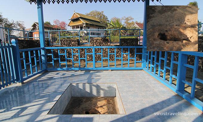 Batu popaua Benteng Keraton Buton