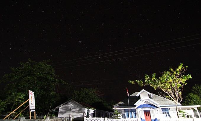 Langit Ereke Pulau Buton