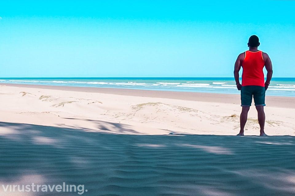 Mau Wisata Pantai di Kupang yaitu Pantai Oetune