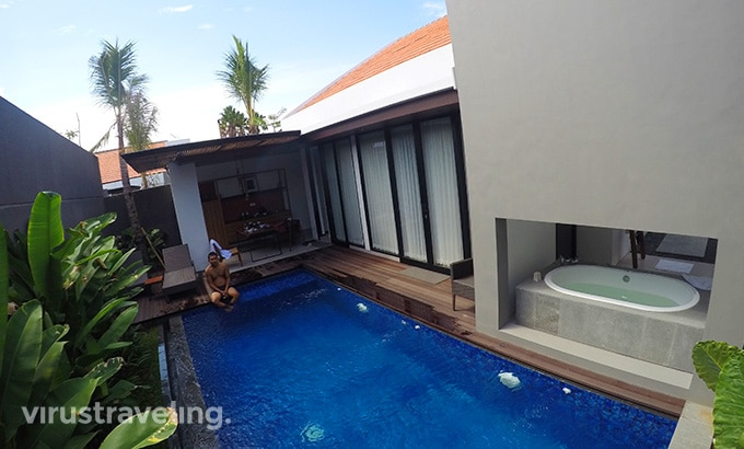 Abia Villa Legian Private Pool