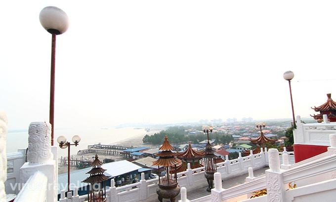 Chingsan Yan Temple Kuching Malaysia