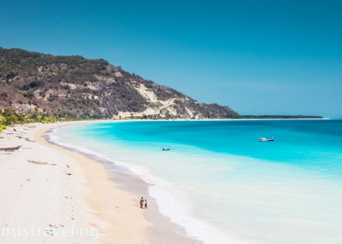 Pantai Kolbano Nusa Tenggara Timur