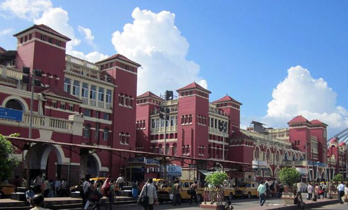 Howrah Junction Kolkata India