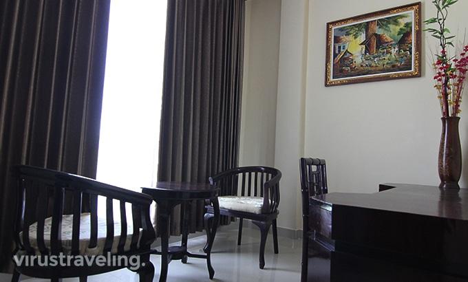 Litus Mesten Nusa Dua Room