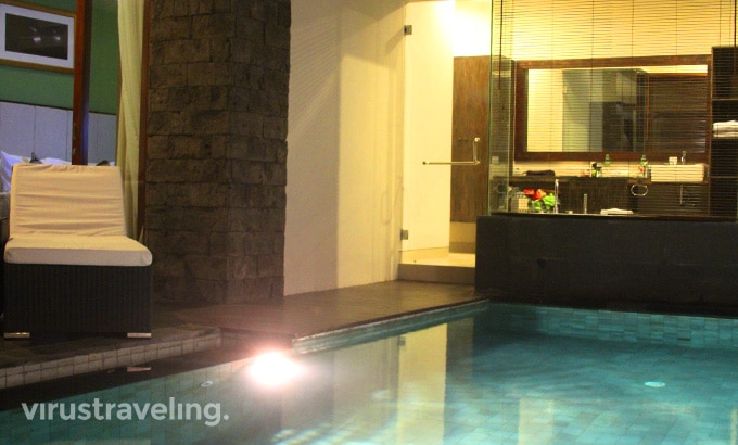 Royal Samaja Villas Pool