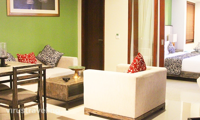 Royal Samaja Villas Living Room
