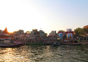 varanasi-sunset-at-gangga-river