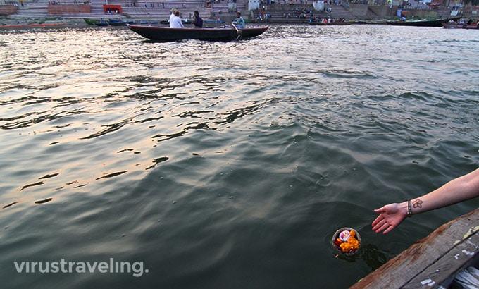 Varanasi Sunset Boat
