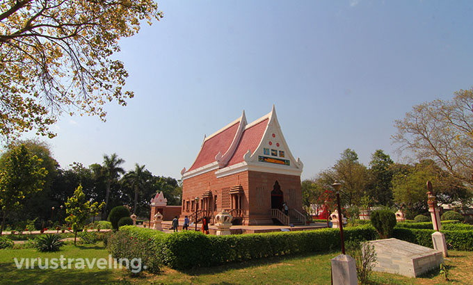Wat Thai Temple Sarnath