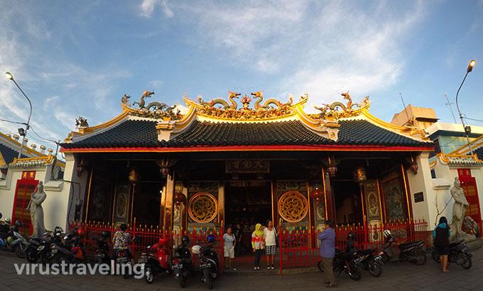 Klenteng Tay Kak Sie Semarang