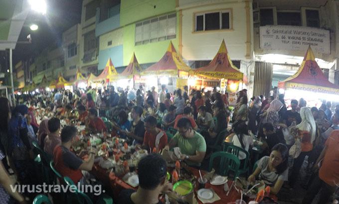 Pasar Semawi Kota Semarang