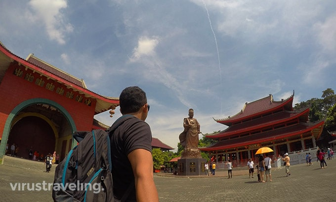 Wisata ke Sam Poo Kong