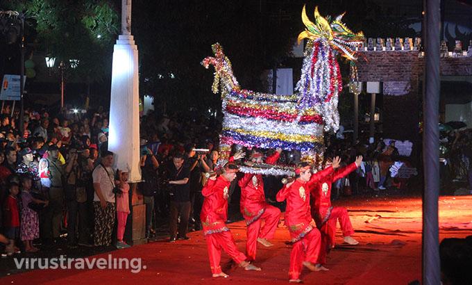 Warak Ngendhog di Semarang Night Carnival