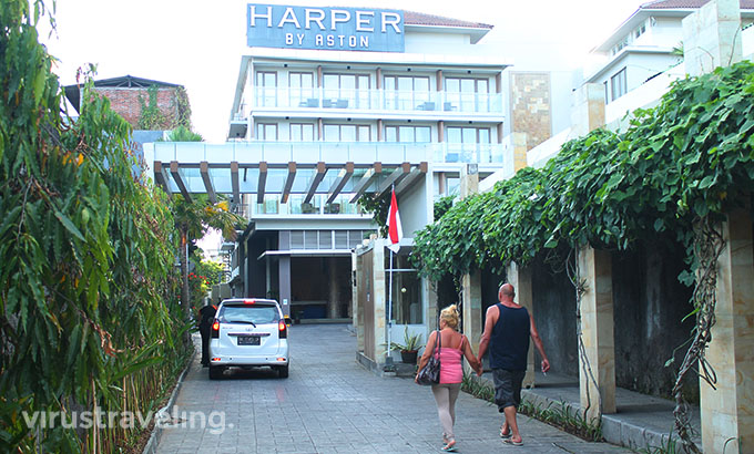 Harper Hotel Kuta by Aston